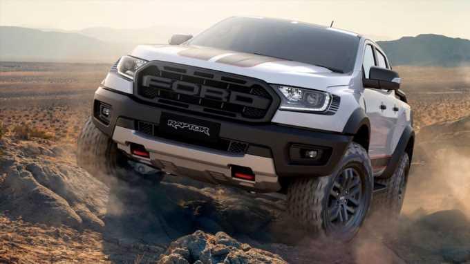 Ford Australia Introduces 2021 Ranger Raptor X Off-Road Pickup
