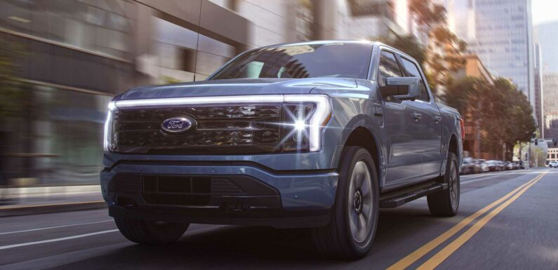 Ford F-150 Lightning Already Has 20,000 Reservations