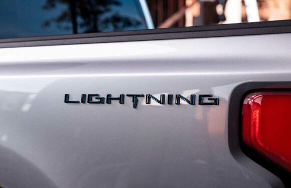 Ford F-150 Lightning Debut To Be Shown On Huge Screen At Ford HQ