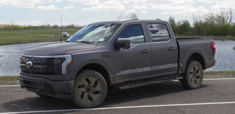 Ford F-150 Lightning Production To Be Limited In First Year?