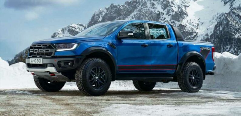 Ford Ranger Raptor Special Edition Builds Upon A Winning Formula