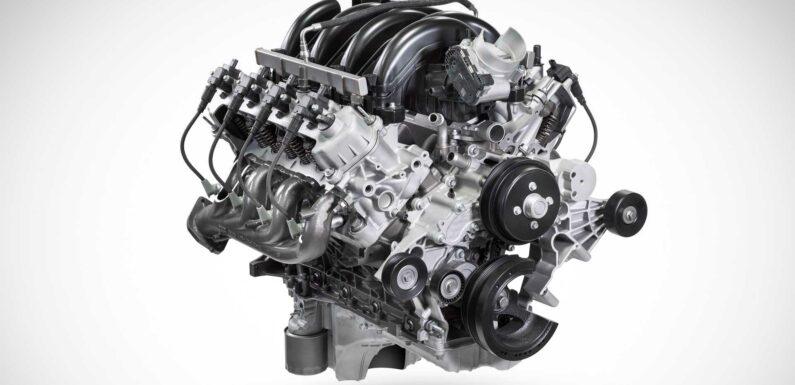 Ford Twin-Turbo Godzilla Engine In Development: Report