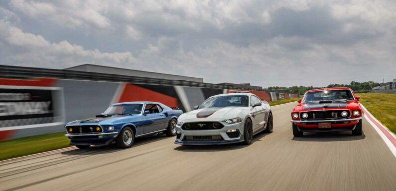 Former Mustang Chief Engineer Insists Your V8 Is Safe\u2014For Now