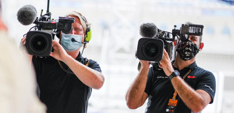 Formula 1 set to debut five new analysis graphics in TV coverage