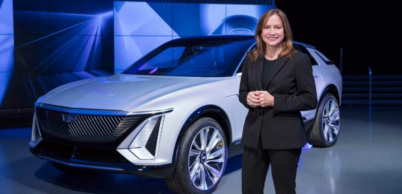 GM CEO Mary Barra Made $23.7M In 2020, Musk Technically Made Nothing