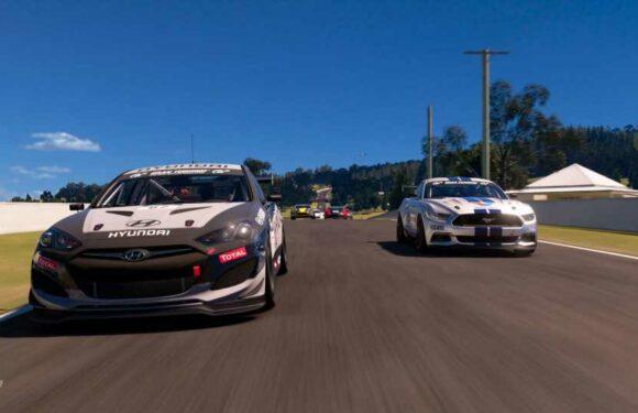 GT Sport Daily Races: Pacific Rim