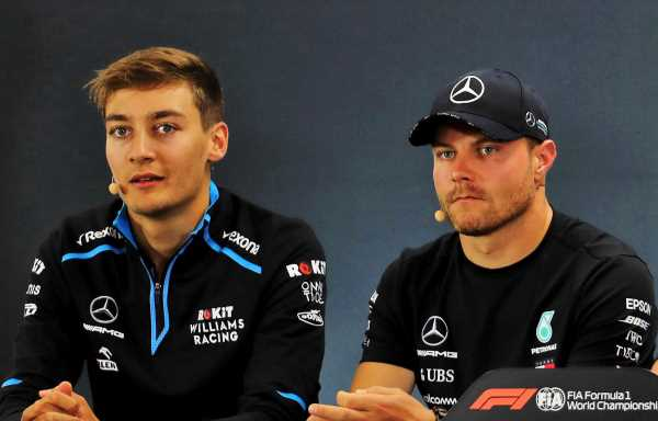 George Russell could replace Valtteri Bottas before season end – report