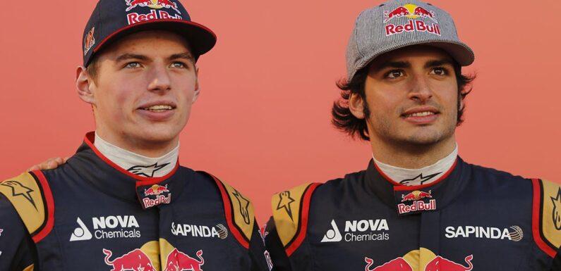 Helmut Marko has no regrets over letting Carlos Sainz go
