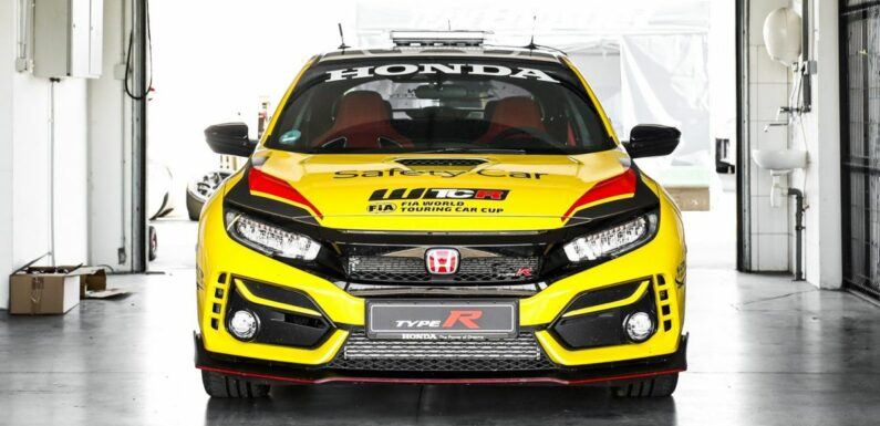 Honda Civic Type R Limited Edition becomes official safety car for 2021 World Touring Car Championship – paultan.org