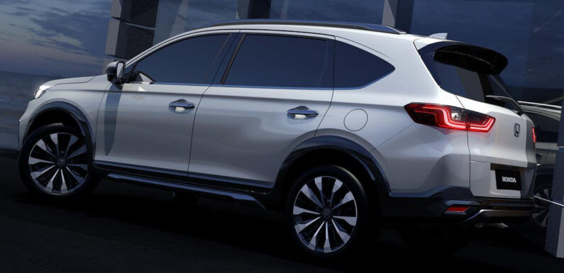 Honda N7X Concept – production car set for GIIAS August debut, 1 model to replace both Mobilio, BR-V? – paultan.org