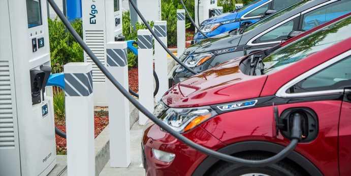 How EV Fast Charging Works