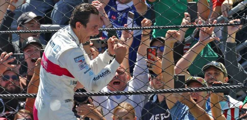 H\u00e9lio Castroneves and the Power of Conviction