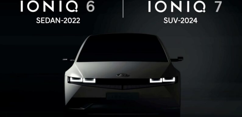 Hyundai confirms new Ioniq 7 SUV for 2024 launch