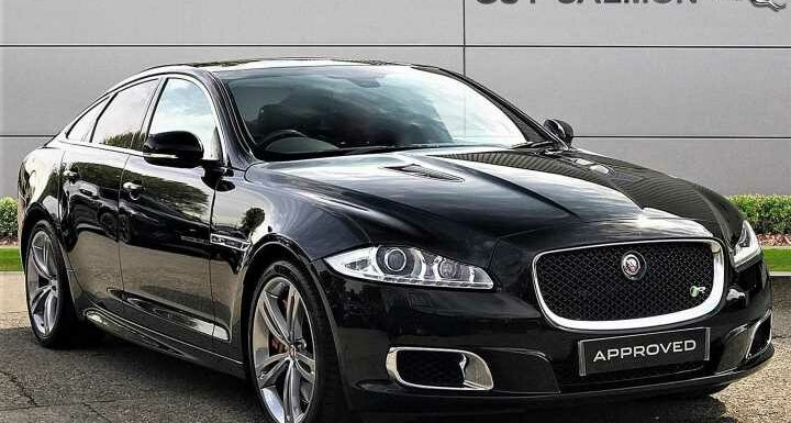 Jaguar XJR (X351) | Spotted