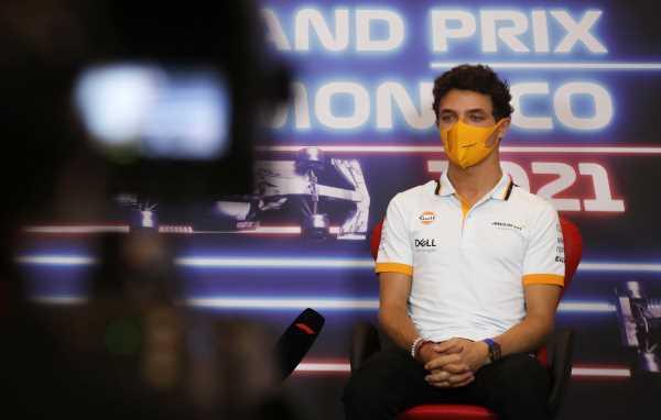 Lando Norris wants team leader role with McLaren