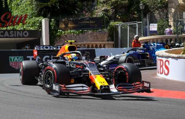 Lewis Hamilton couldn't match Sergio Perez' tyre preservation