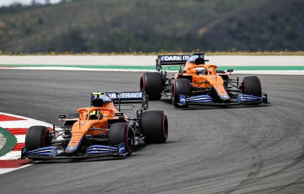 McLaren announce new kit supplier from 2022