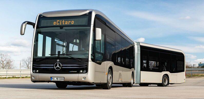 Mercedes-Benz Receives Order For 54 eCitaro In Switzerland