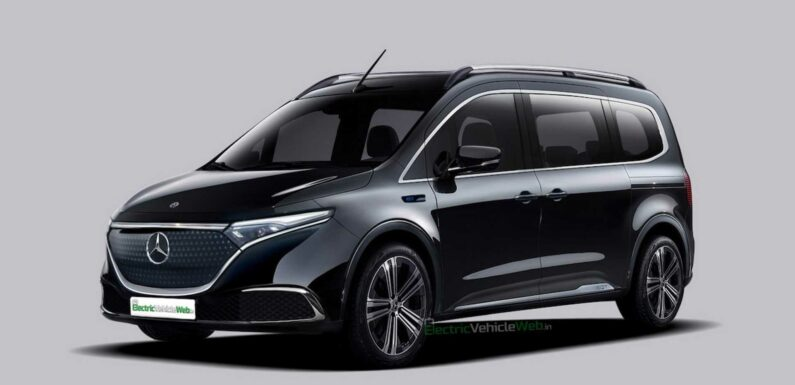 Mercedes EQT Will Look A Lot Like This Rendering