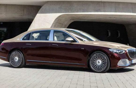 Mercedes-Maybach S680 S-Class Quietly Revealed With V12 Engine