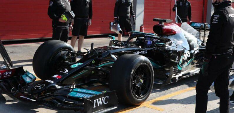 Mercedes to miss Pirelli test over budget cap concerns