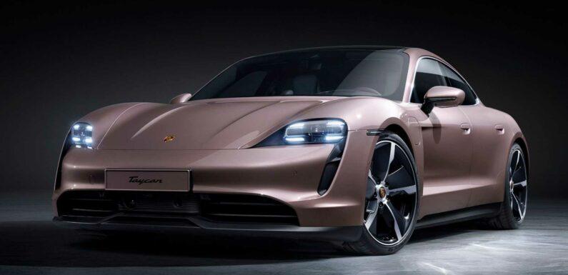 NHTSA: Preliminary Investigation Into Porsche Taycan Power Loss