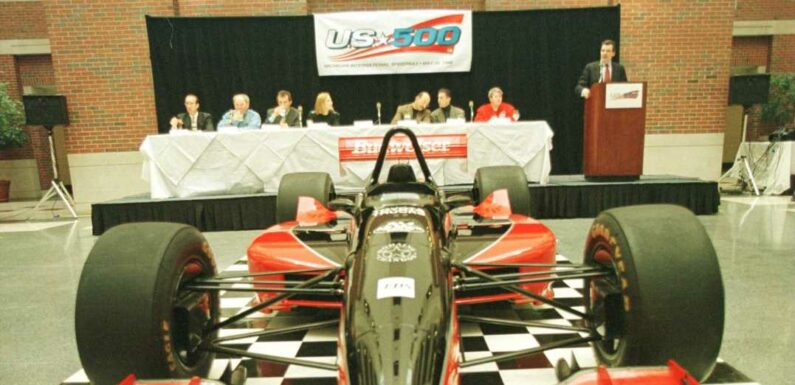New Book Recalls the Battle That Nearly Destroyed IndyCar Racing