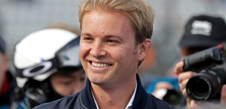 Nico Rosberg still 'competitive as hell' in Extreme E