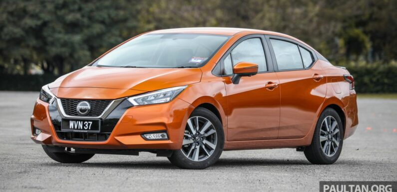 Nissan to make 500,000 fewer cars due to lack of chips – paultan.org