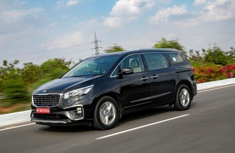 Not satisfied with Kia Carnival? 95% refund in 30 days