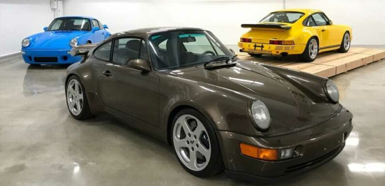 Now's Your Chance to See Eight Rare Ruf Models All Together