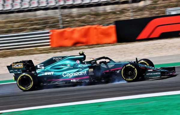 Otmar Szafnauer explains why Sebastian Vettel is struggling with AMR21