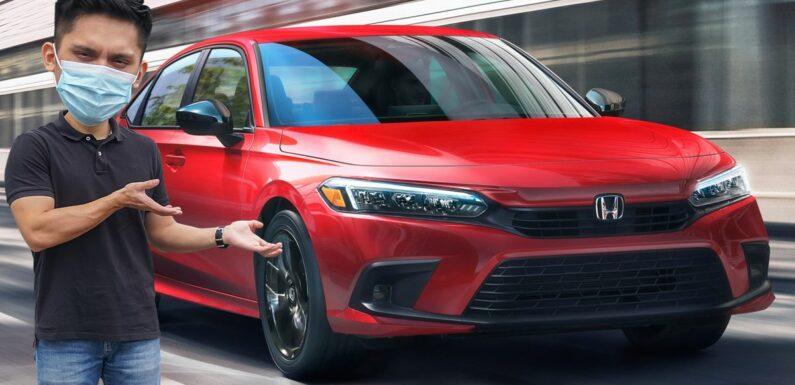 QUICK LOOK: 2022 Honda Civic – mature aspirations? – paultan.org