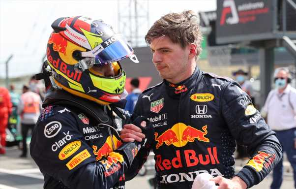 Sergio Perez warns Red Bull not to get carried away