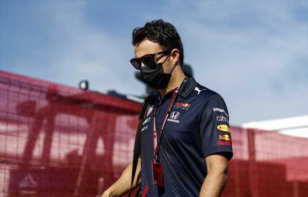 Shoulder injury contributed to Sergio Perez's P8 slump