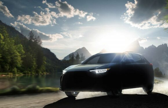 Subaru's First Electric Car Will Be the Solterra SUV
