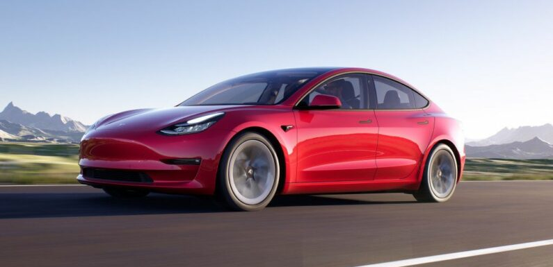 Tesla Model 3, Model Y Prices Are Increasing