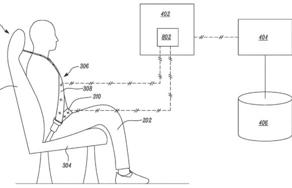 Tesla Patents Improper Seatbelt Usage Detection System