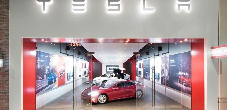 Tesla Registrations Are Closing In On BMW, Mercedes, and Lexus