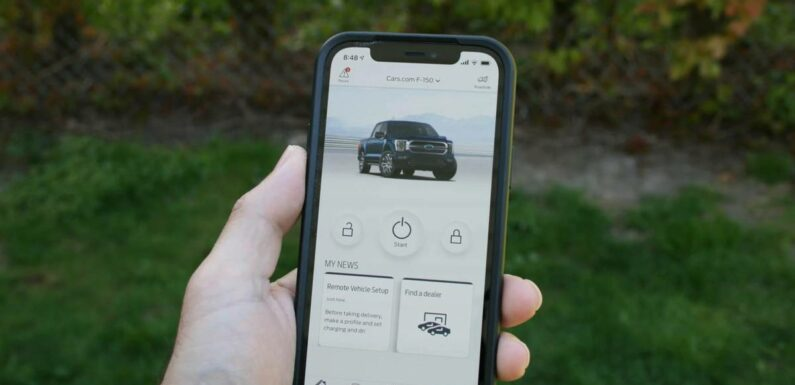 Test-Driving the FordPass App With Our 2021 Ford F-150