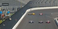 That Time When the Team Photo During Indy 500 Practice Caused a Crash