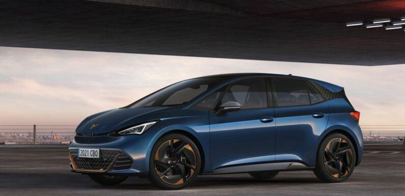 The Cupra Born Is A RWD EV Hot Hatch With Golf GTI Performance