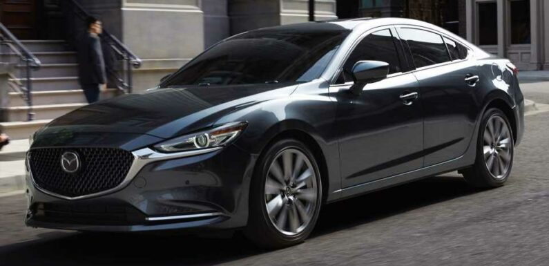 The Mazda6 and CX-3 Are Dead in the US Market