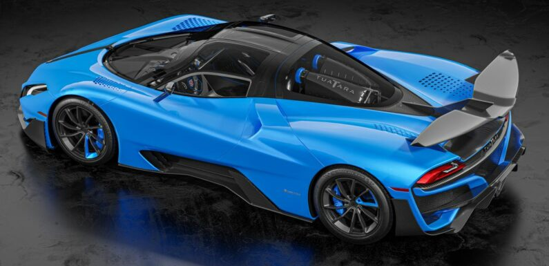 The SSC Tuatara Aggressor Has 2200bhp For Ultimate Hypercar Bragging Rights