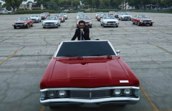 The Weeknd Uses Choreographed Car Ballet In Elaborate Live Performance