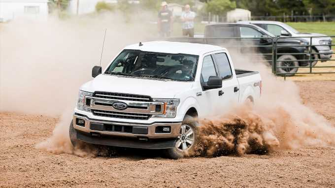 Top Gear America Puts America's Best-Selling Trucks Through Their Paces