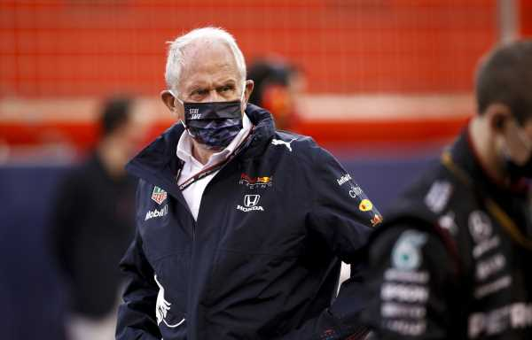 Toto Wolff's VW claim 'complete nonsense' – Helmut Marko | Planet F1
