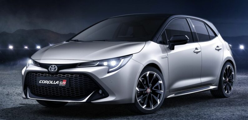Toyota GR Corolla to be unveiled mid-2022 with GR Yaris 1.6L turbo 3-cylinder and all-wheel drive – report – paultan.org