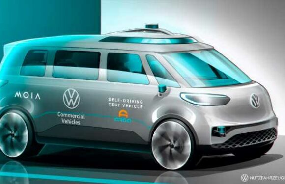 Volkswagen and Argo AI Develop, Test Autonomous ID Buzz
