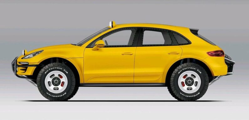 'Outlaw' Porsche Builder Rod Emory Is Creating a Baja Porsche Macan